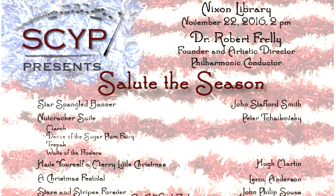 Nixon Library 2015 Flyer