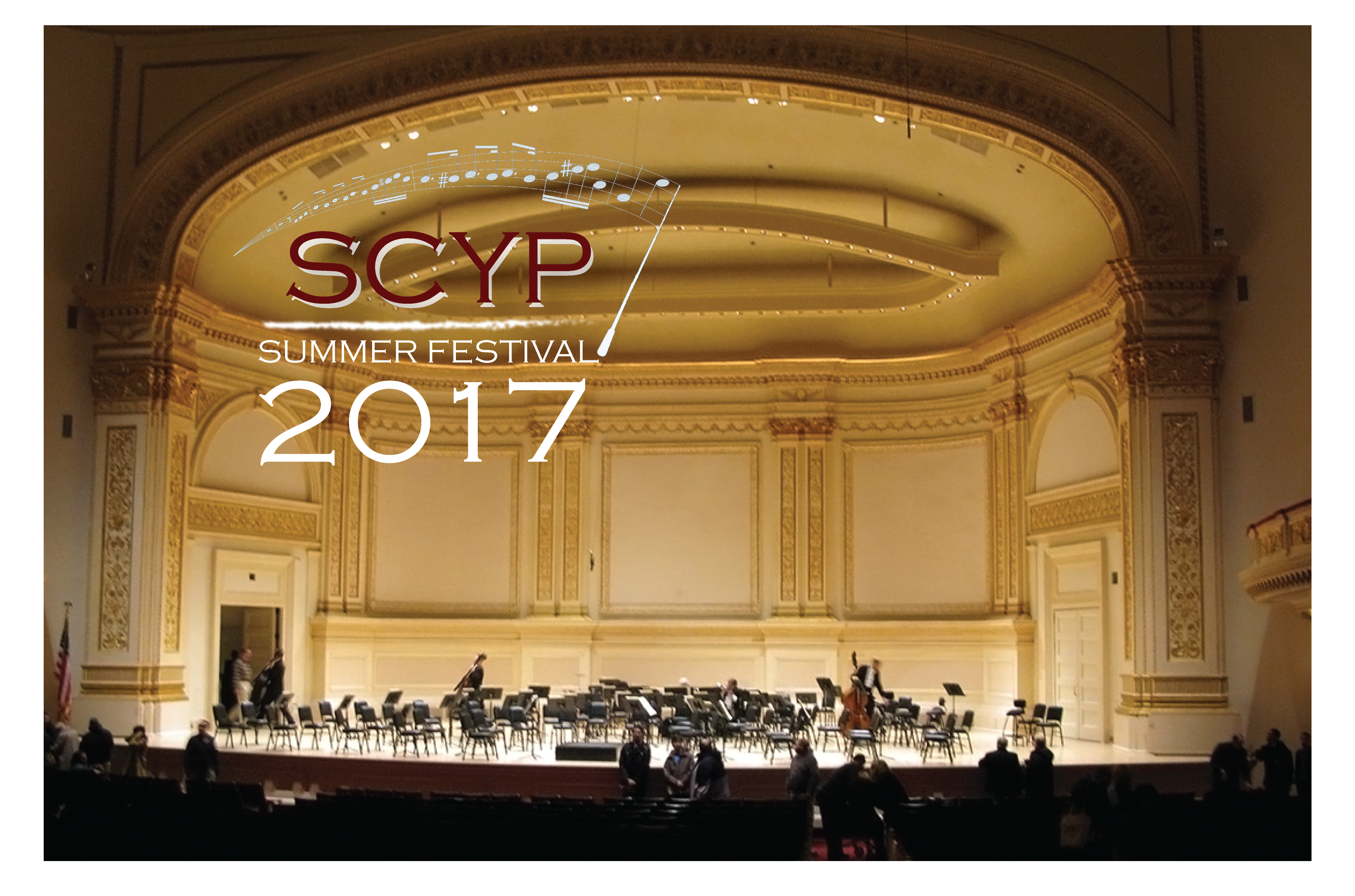 Summer Festival 2017 Carnegie Hall